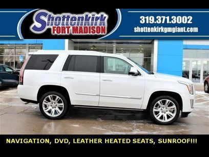 Used 2019 Cadillac Escalade 4WD Premium Luxury - 543213811