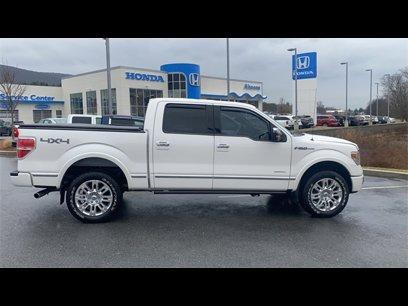 Used 2014 Ford F150 SuperCrew Platinum - 545187132