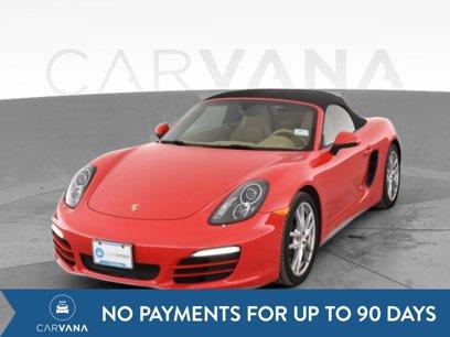 Used 2014 Porsche Boxster - 549225561