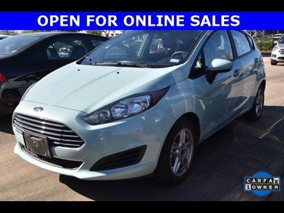 Used 2019 Ford Fiesta SE Hatchback - 548463093