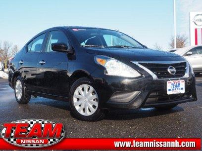 Certified 2018 Nissan Versa 1.6 SV - 537272764