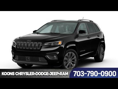 New 2020 Jeep Cherokee 4WD Limited - 543214888
