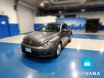 Used 2014 Volkswagen Beetle TDI Coupe - 570339500