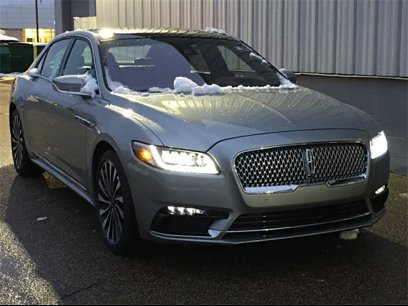New 2020 Lincoln Continental AWD Black Label - 536443198