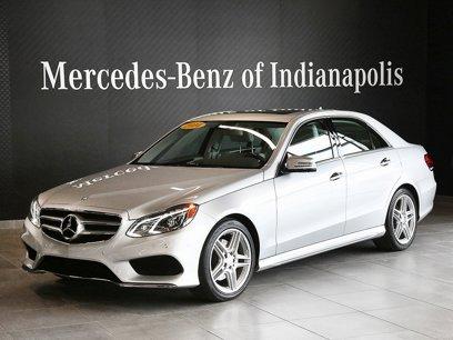 Certified 2014 Mercedes-Benz E 350 4MATIC Sedan - 543691399