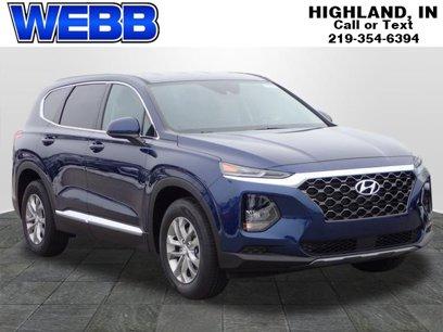 New 2020 Hyundai Santa Fe SE - 533302841