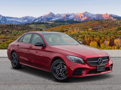 New 2019 Mercedes-Benz C 300 4MATIC Sedan - 508427175