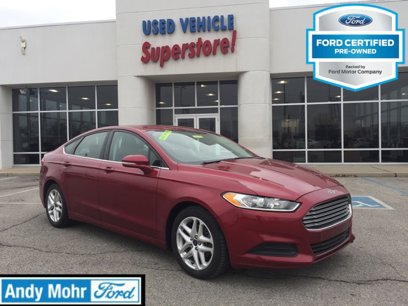 Certified 2015 Ford Fusion SE - 543005881