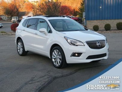 Certified 2018 Buick Envision AWD Premium - 567785240