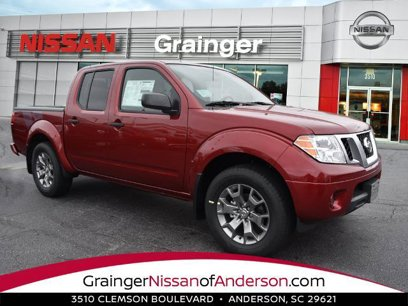 New 2020 Nissan Frontier 2WD Crew Cab - 564589192