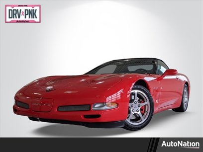 Used 2004 Chevrolet Corvette Convertible - 566076497