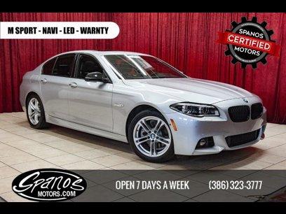 Used 2016 BMW 528i Sedan - 533747491