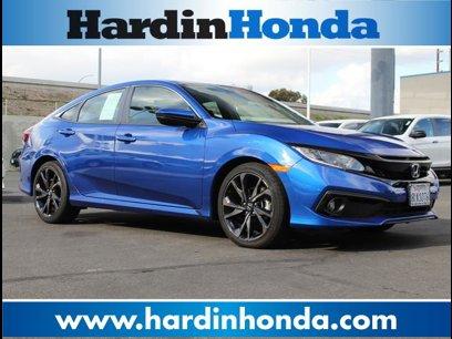 Certified 2019 Honda Civic Sport Sedan - 538807590