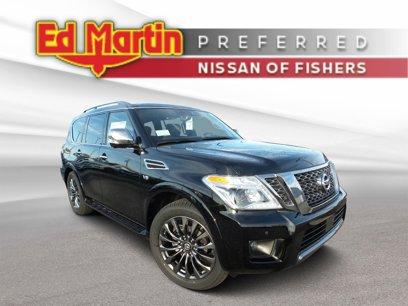 New 2020 Nissan Armada 4WD Platinum - 532889955