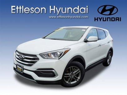 Certified 2018 Hyundai Santa Fe FWD Sport - 521201753