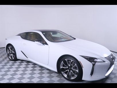 New 2020 Lexus LC 500 w/ Touring Package - 533339372