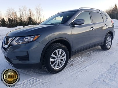 Certified 2018 Nissan Rogue SV - 541390683