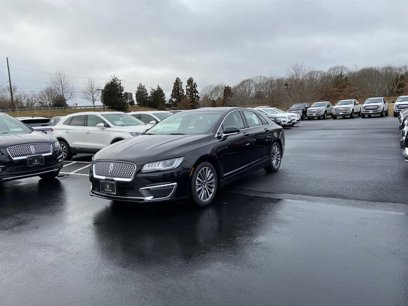 New 2020 Lincoln MKZ AWD - 532020160