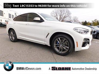 New 2020 BMW X4 M40i w/ Premium Package - 542440496
