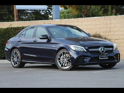 New 2020 Mercedes-Benz C 43 AMG 4MATIC Sedan - 537730795