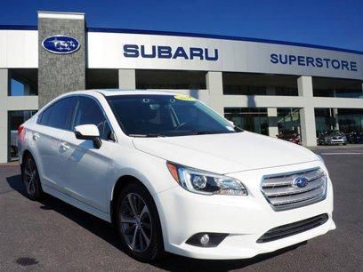 Certified 2017 Subaru Legacy 3.6R Limited - 542736927
