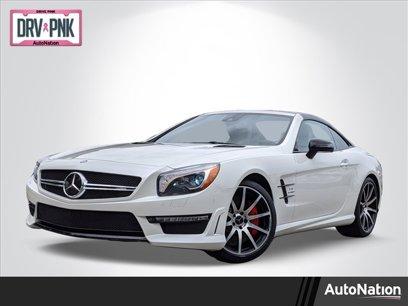 Used 2015 Mercedes-Benz SL 63 AMG - 564597872