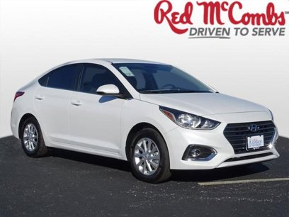 New 2020 Hyundai Accent SEL - 537347190