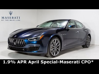 Certified 2019 Maserati Ghibli S GranLusso Q4 - 541523760