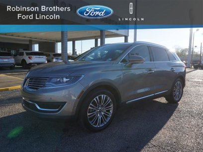 Certified 2016 Lincoln MKX FWD Reserve - 539896008