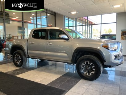 Certified 2019 Toyota Tacoma TRD Off-Road - 544038177