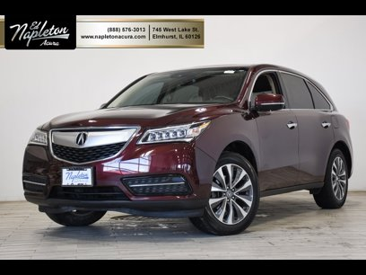 Used 2016 Acura MDX SH-AWD w/ Technology Package - 543465880