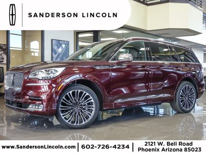 New 2020 Lincoln Aviator AWD Black Label - 531608873