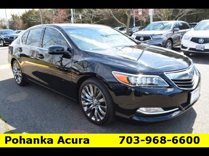 Used 2016 Acura RLX w/ Advance Package - 546948757