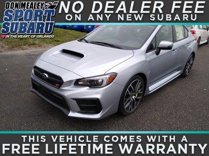 New 2020 Subaru WRX STI Limited - 544291755