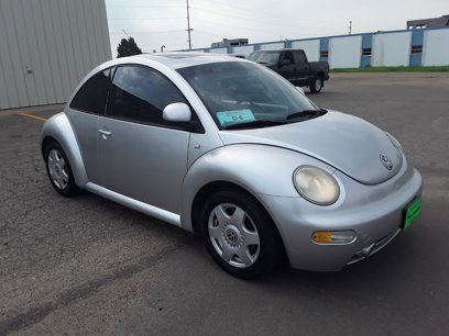 Used 2000 Volkswagen Beetle Glx Turbo Coupe
