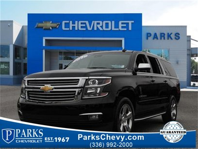 Certified 2018 Chevrolet Suburban 2WD Premier - 540713145