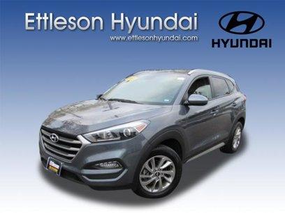 Certified 2018 Hyundai Tucson SE - 532037574