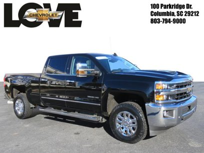 Certified 2019 Chevrolet Silverado 3500 4x4 Crew Cab LTZ - 537941940