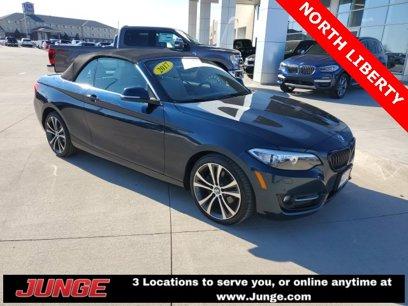 Used 2017 BMW 230i xDrive Convertible - 543036938