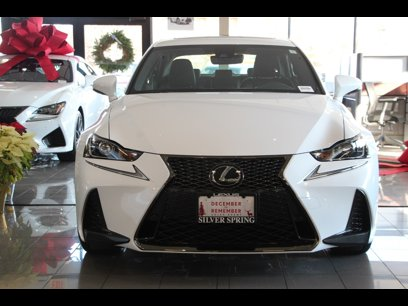New 2020 Lexus IS 300 AWD F Sport - 537274078