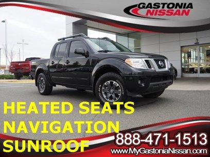 Certified 2018 Nissan Frontier PRO-4X - 546563604