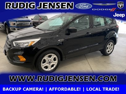 Used 2017 Ford Escape FWD S - 536274987