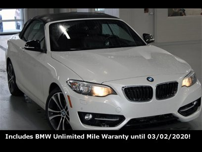 Certified 2015 BMW 228i xDrive Convertible - 540562379