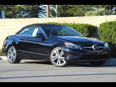 Used 2017 Mercedes-Benz E 400 Cabriolet - 542589727