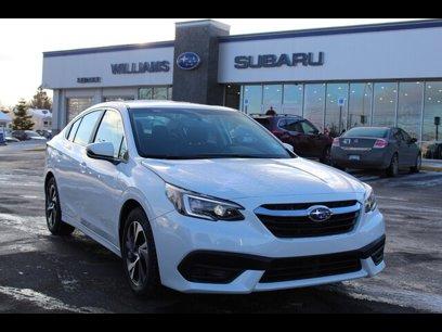 New 2020 Subaru Legacy Premium - 536623547