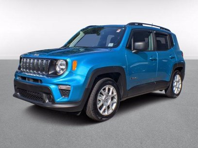 Certified 2020 Jeep Renegade FWD Sport - 565856217