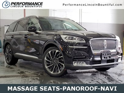 New 2020 Lincoln Aviator AWD Reserve - 537307459