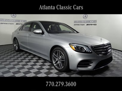 New 2019 Mercedes-Benz S 450 4MATIC Sedan - 507300550