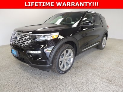 New 2020 Ford Explorer 4WD Platinum - 522590300