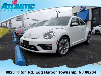 New 2019 Volkswagen Beetle 2.0T SE Coupe - 528350297